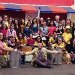 Desfile cívico em comemoração ao aniversário da cidade Campo Grande - MS