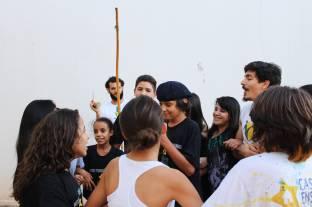 Capoeira com Murilo Gadelha e Ettore Batalha