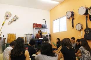 Canto com Lauane Ferraz