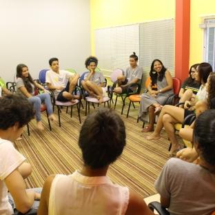 Conversa com a psicóloga Luana Silva