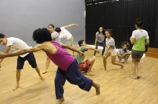Dança com Agenor Age
