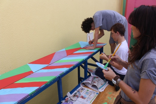 Artes com Fran Zamora