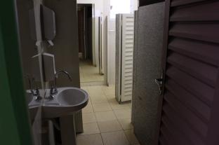 Banheiro masculino
