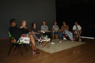 Mesa Redonda sobre Cultura
